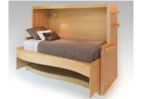 Coalesce Concealed Bed/Desk System